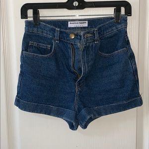 Super cute high waisted mom jeans
